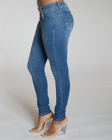 Lucy Two Colombian Jean
