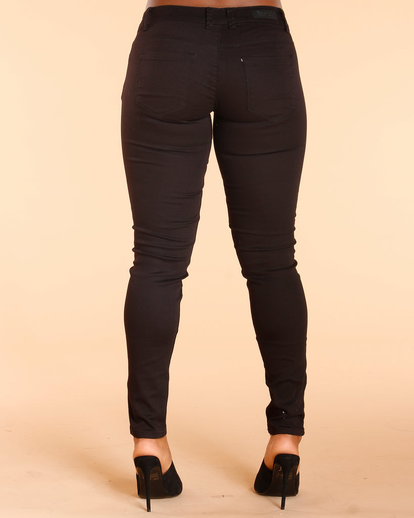 Color Stretch Jeans