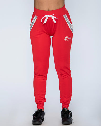 THERESA LOVE JOGGER (Available in 4 colors)
