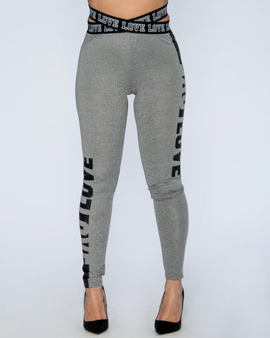 LORI LOVE JOGGER (Available in 3 colors)