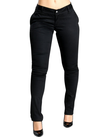 Nora Four Pockets Skinny Pants