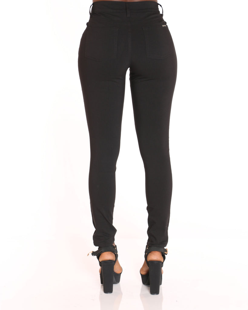 DICKIES GIRL Ultimate Stretch Day To Night Pant - Black - ShopVimVixen.com