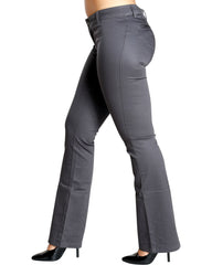 Dickies Girl Back To School Classic Pant - Charcoal - ShopVimVixen.com