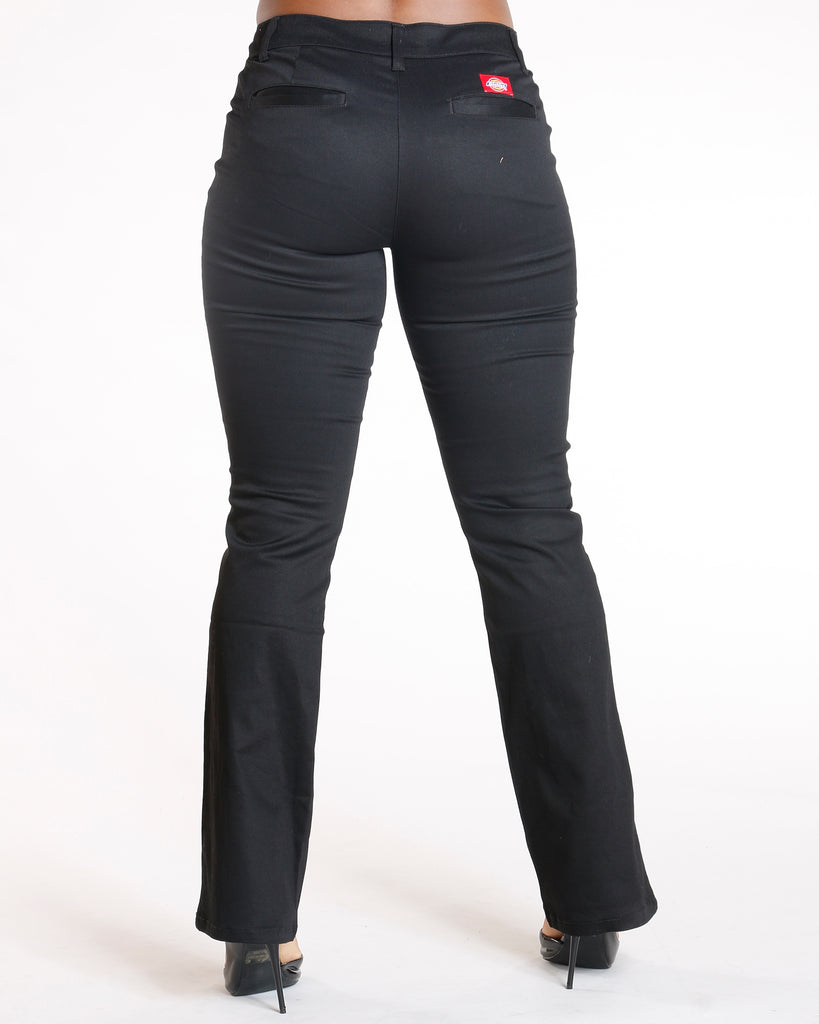 Dickies Girl Back To School Pant - Black - ShopVimVixen.com