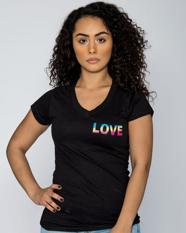 KATRINA LOVE TEE (Available in 2 colors)