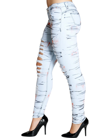 Paint The Town Jeans