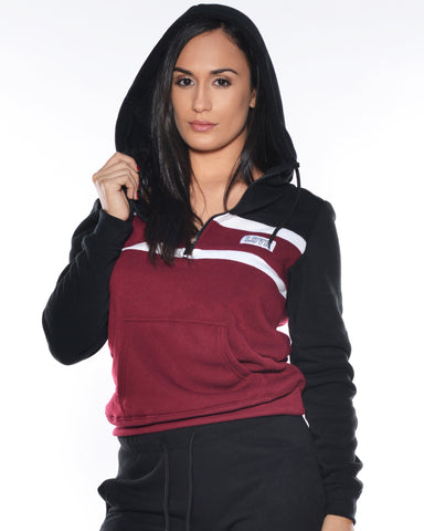 Quarter Zipper Hoodie (Available in 5 colors)