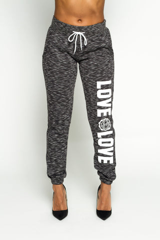 Love Fleece Jogger (Available in 2 colors)
