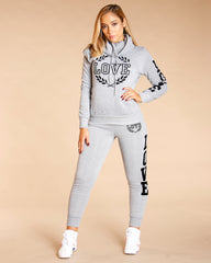 BASIC LOVE FLEECE JOGGER (AVAILABLE IN 6 COLORS)