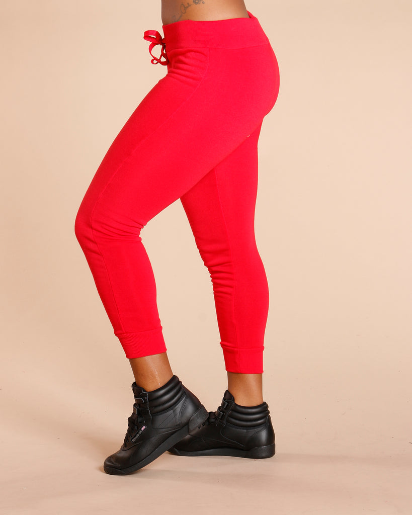 HIGH WAIST JOGGER (AVAILABLE IN 5 COLORS)