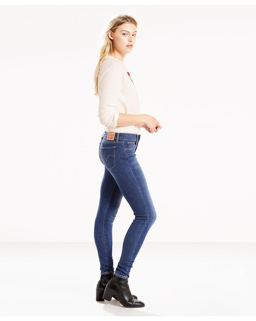 710 Skinny Jeans - Blue