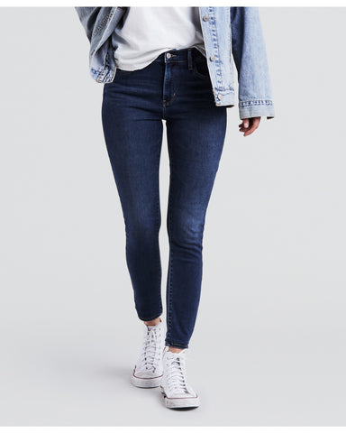 720 High rise Super Skinny Jeans - Blue Me Away