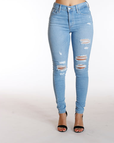 720 Roger That High Rise Super Skinny Jean