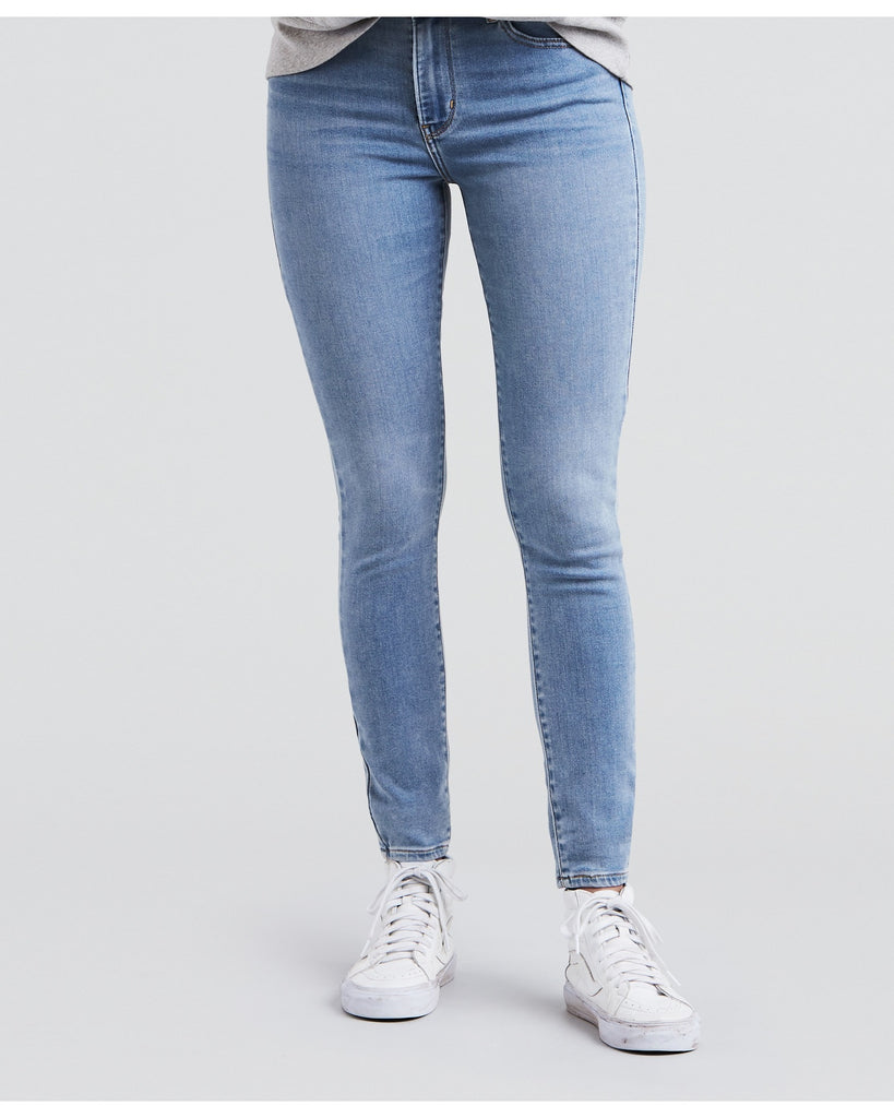 720 High Rise Super Skinny Jeans - Blue