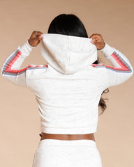 Multi Color Side Hoodie