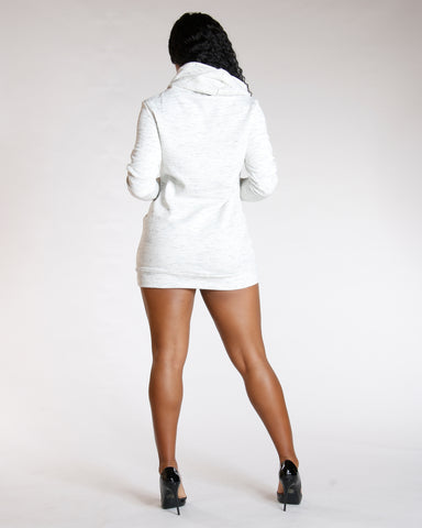 QUEEN FLEECE TUNIC (AVAILABLE IN 3 COLORS)