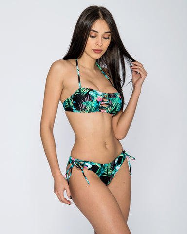 Tropic Jungle Bikini Set