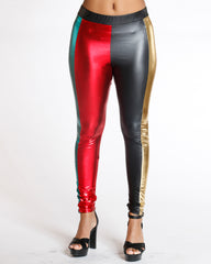 REMY MA BY VIM VIXEN New Thang Color Block Fashion Pants - ShopVimVixen.com
