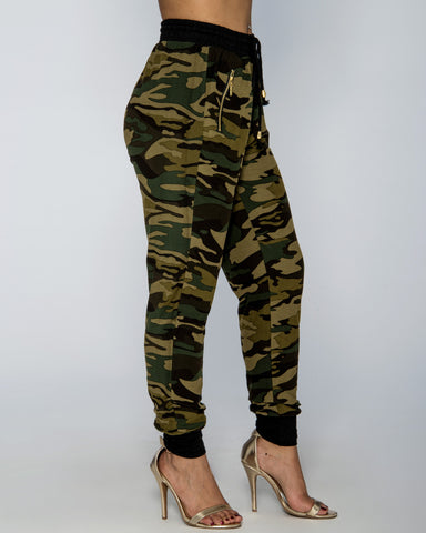 LET'S BE FANCY AND COMFY JOGGER