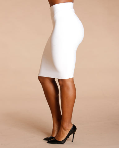Bandage Midi Skirt (Available In 3 Colors)