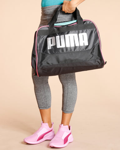Puma Duffle Bag - Black