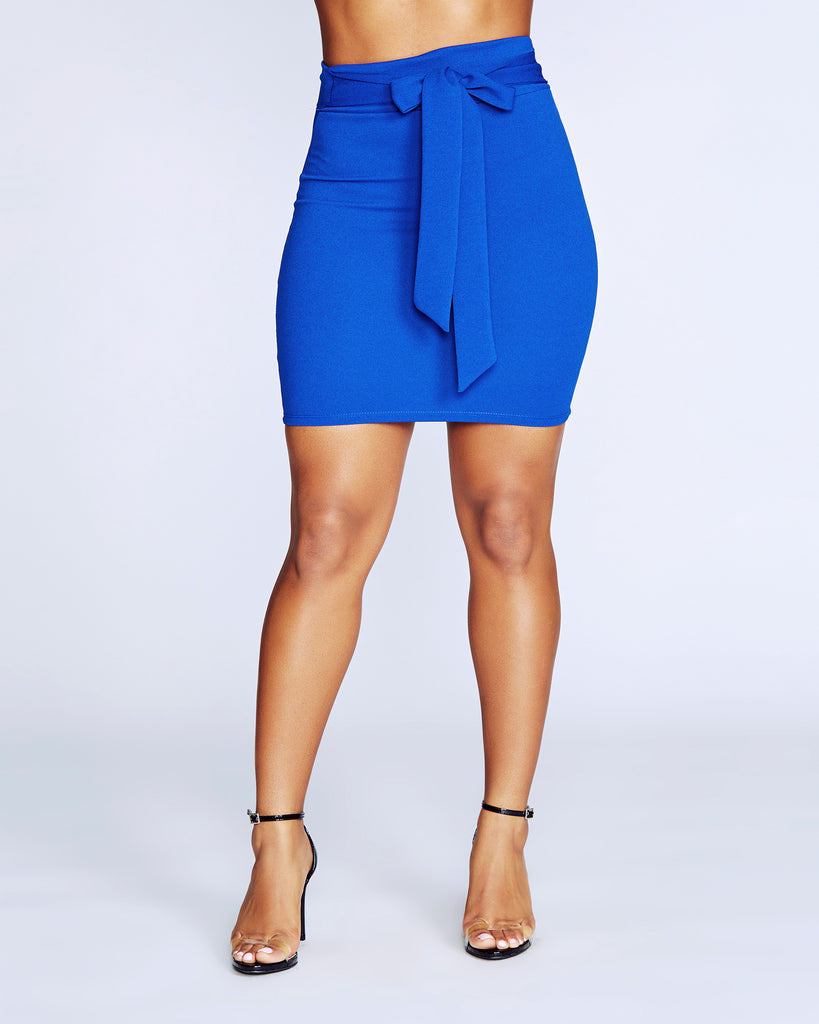 INDULGENCE PENCIL SKIRT (Available in 3 colors)