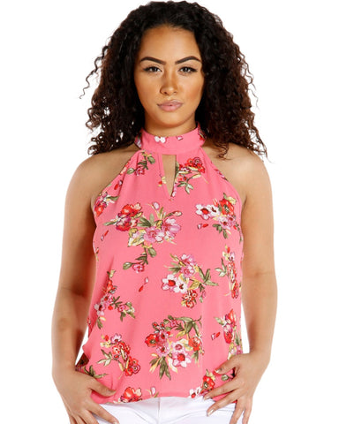 JESSICA FLORAL TOP (AVAILABLE IN 2 COLORS)
