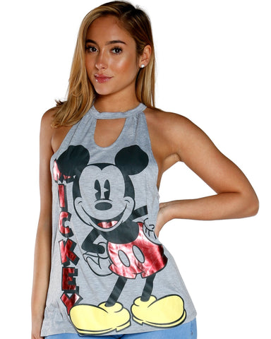 BACK IT UP MICKEY TANK
