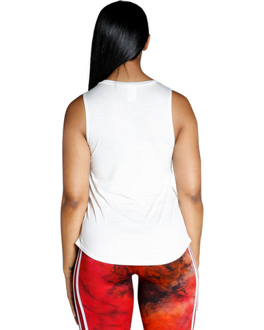 HEY AWESOME TANK TOP (AVAILABLE IN 2 COLORS)