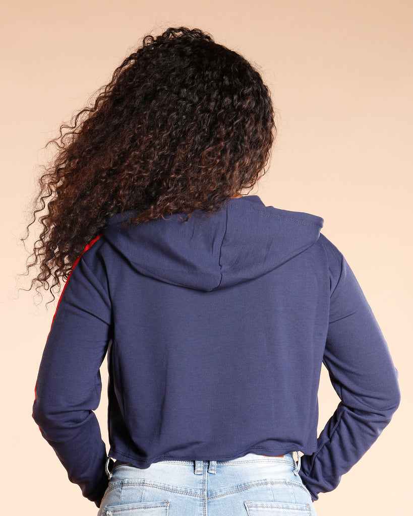 Side Taping Hoodie (Available In 3 Colors)