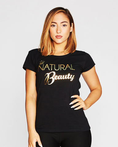 LET'S BE BEAUTIFUL TEE