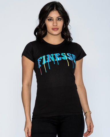 FINESSE TEE (Available in 2 colors)