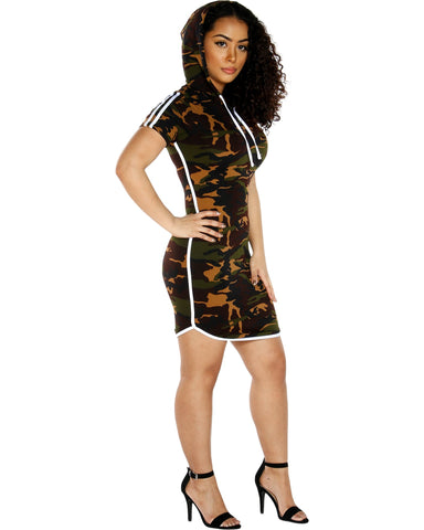 Army Wife Camo Dress