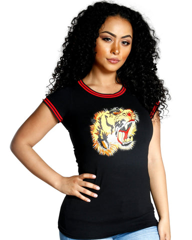 TIGER TEE (AVAILABLE IN 2 COLORS)