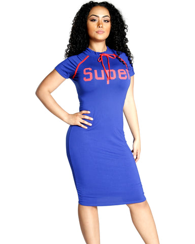 SUPER VIXEN DRESS (AVAILABLE IN 3 COLORS)