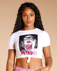 MCQUEEN FASHION TEE (AVAILABLE IN 2 COLORS)