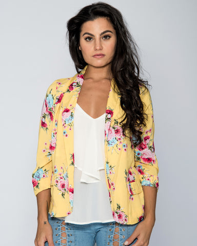 MEET AND GREET BLAZER (Available in 2 colors)