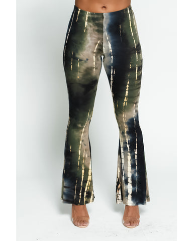 Tie Dye Palazzo Pants (Available in 2 colors)