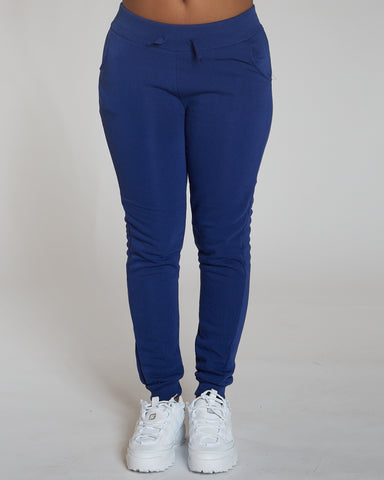 Royal Knitted Fleece Joggers