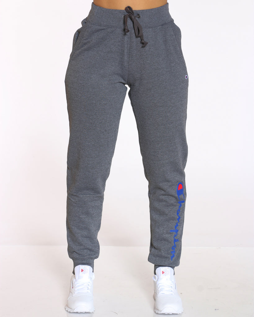 Powerblend Fleece Jogger - Charcoal