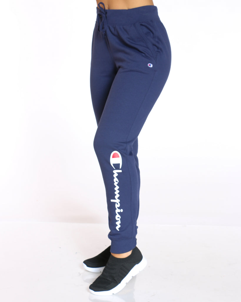 Champion Powerblend Fleece Jogger - Navy