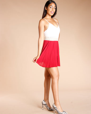 Summer Loving Dress (Available In 5 Colors)
