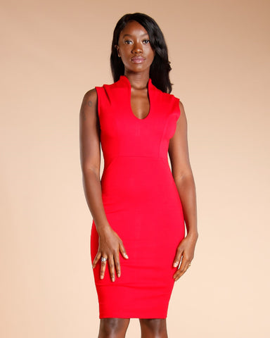 Wild At Heart Dress (Available In 6 Colors)