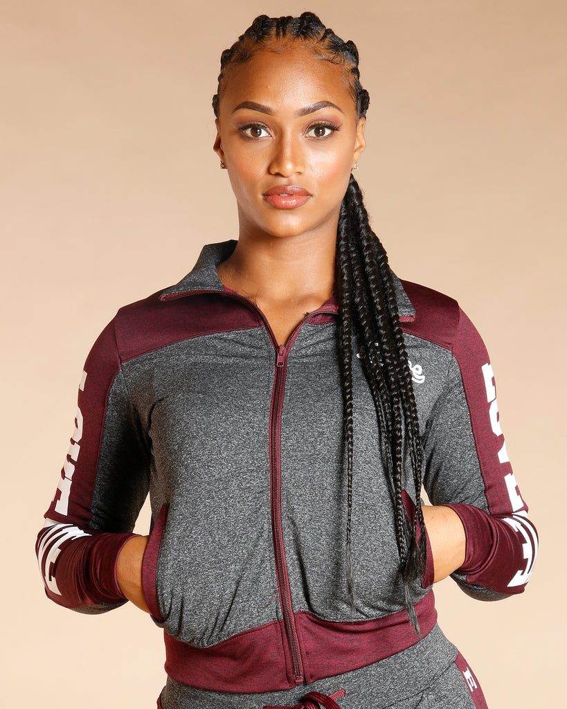French Terry Yummy Love Fleece Hoodie (Available In 6 Colors)