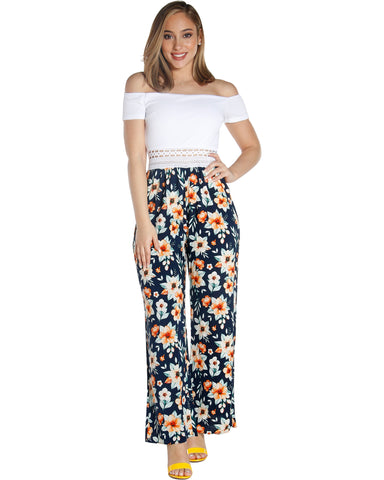 LILLIAN WIDE LEG JUMPSUIT (AVAILABLE IN 3 COLORS)