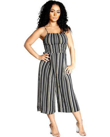 SUNRISE MORNINGS JUMPSUIT (AVAILABLE IN 2 COLORS)