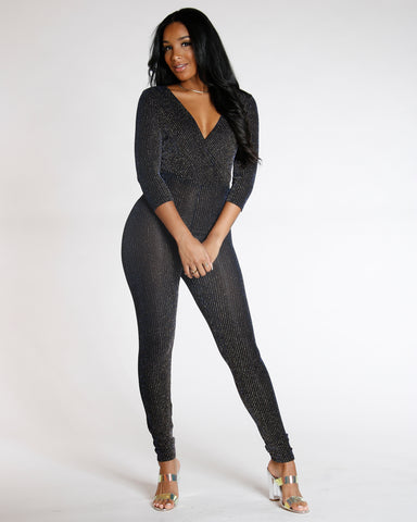 Pretty Brown Eyes Jumpsuit