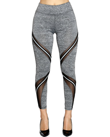 GAME CHANGER MESH LEGGING