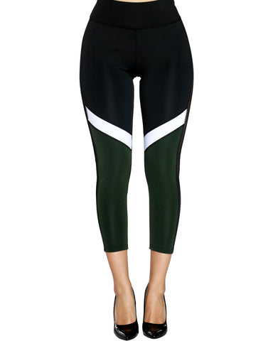 CAMPFIRE COLOR BLOCK LEGGING