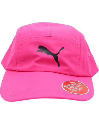 Evercat Carli Five Panel Cap - Bright Pink
